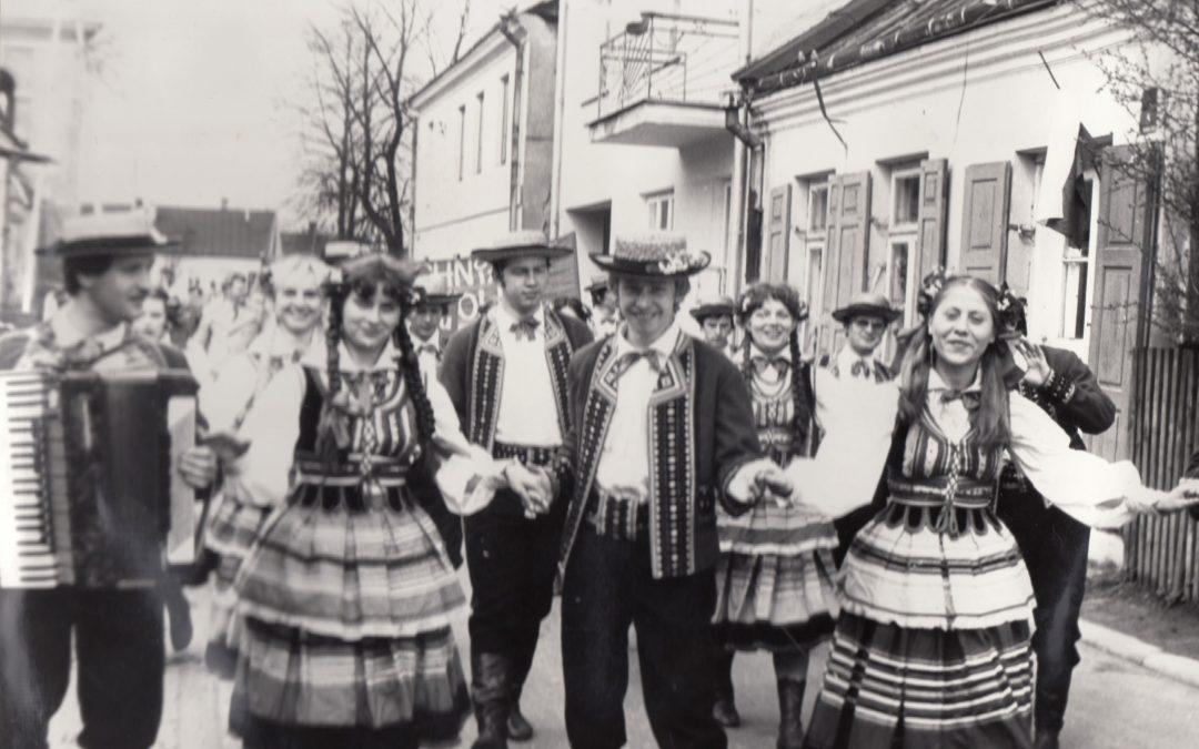 Powiśle – historia