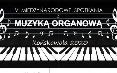 Koncerty organowe w Końskowoli