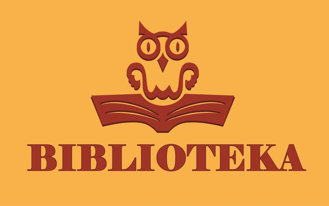 Zmiana godzin pracy biblioteki!