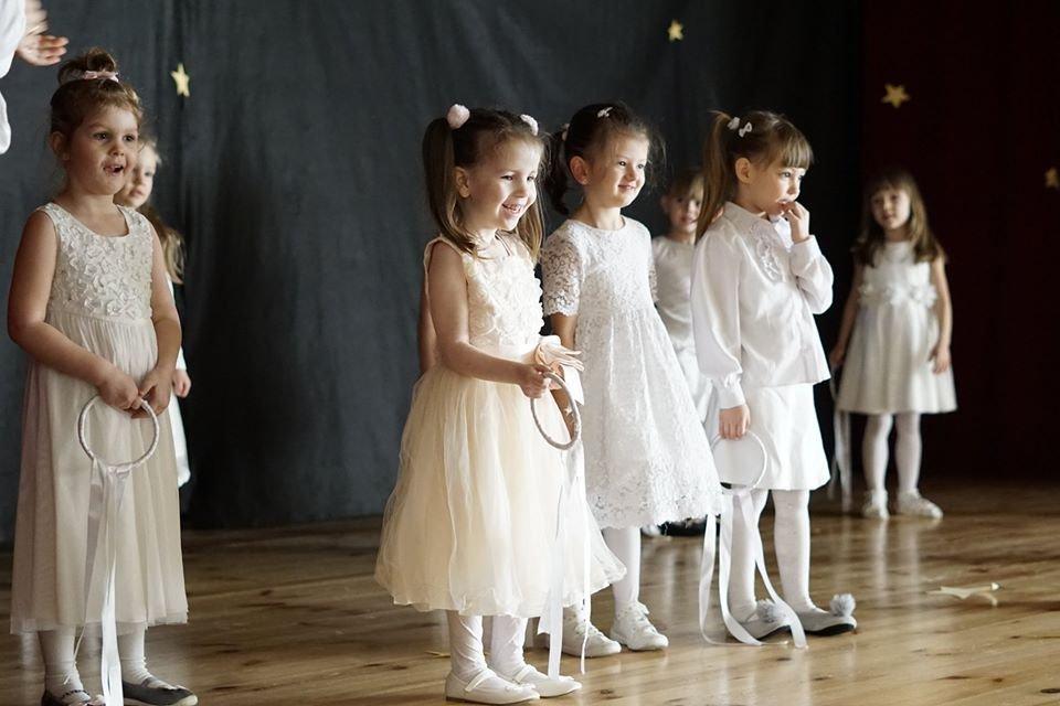 Dziecięce Zespoły Taneczne – historia