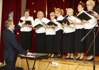 """Zespół """"Śpiewający Seniorzy"""" – historia"""