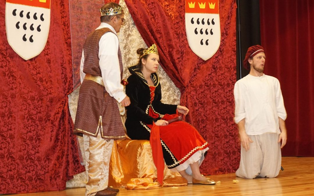 Teatr w Końskowoli – historia