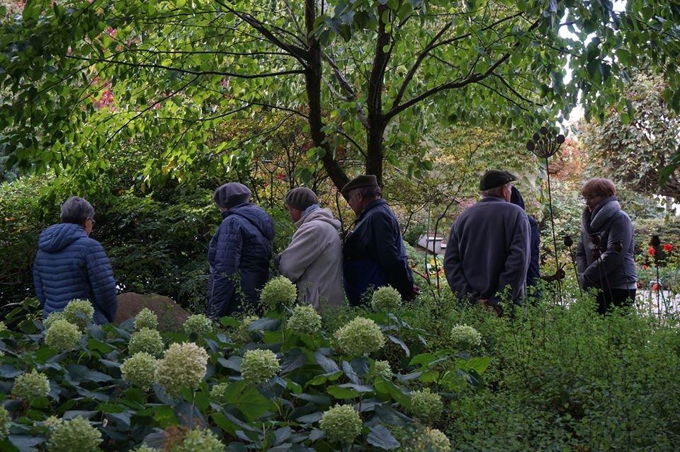Warsztaty ogrodnicze w Szkółkach Kurowscy