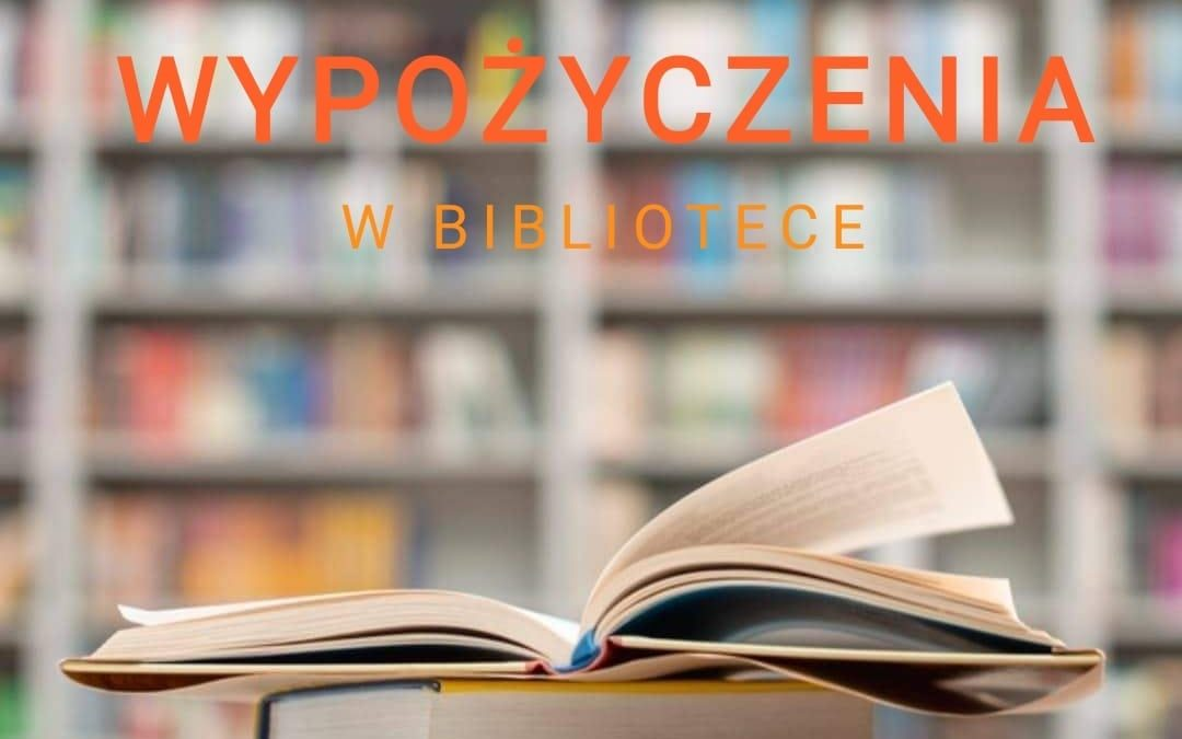 Wypożyczanie w bibliotece :)