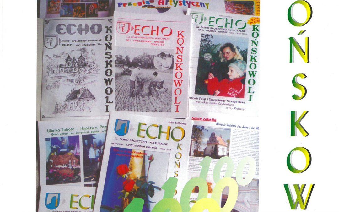 Echo Końskowoli nr 4/2003