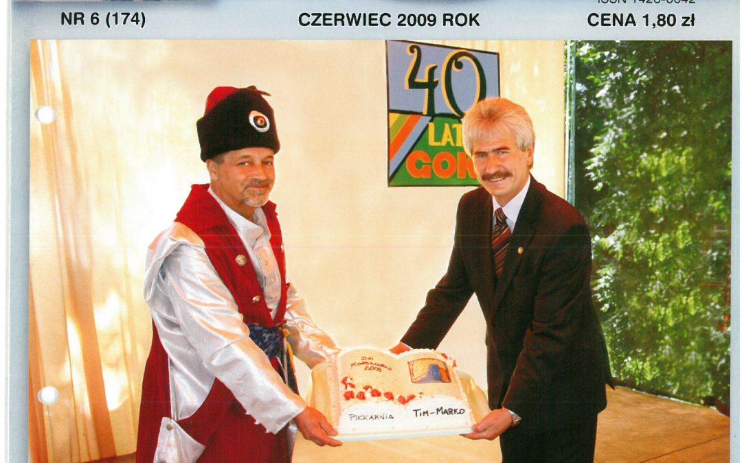 Echo Końskowoli nr 6/2009