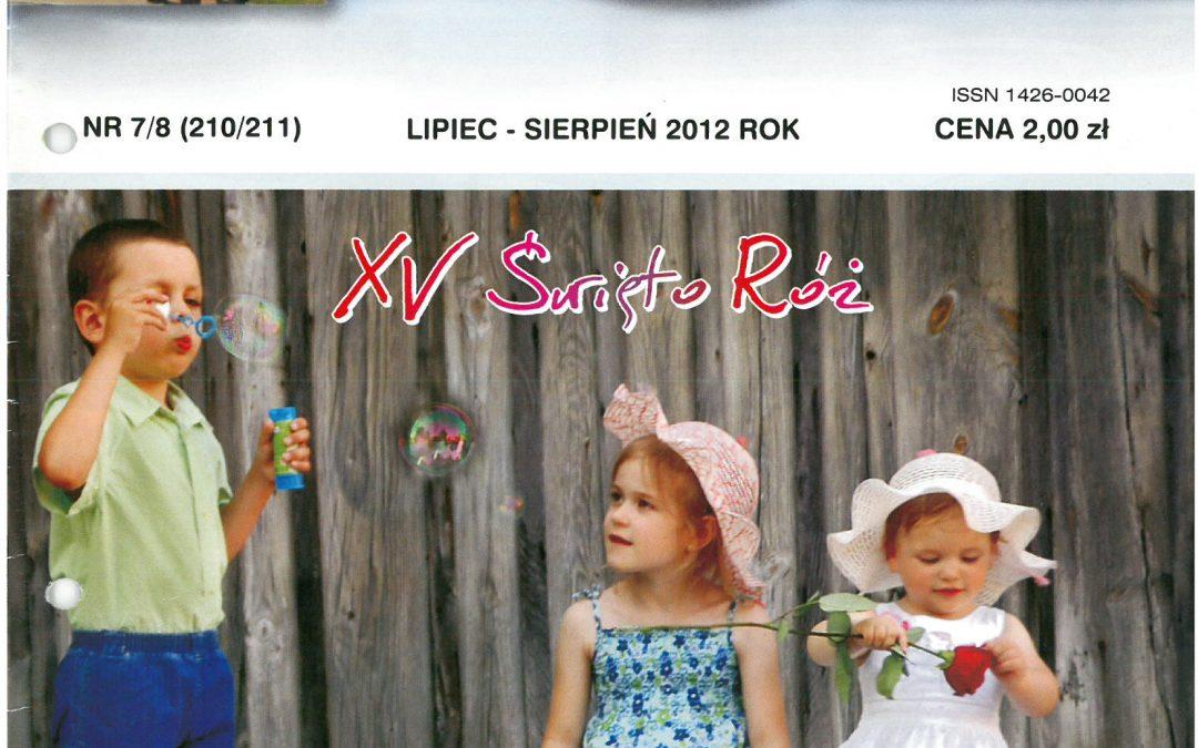 Echo Końskowoli nr 7-8/2012