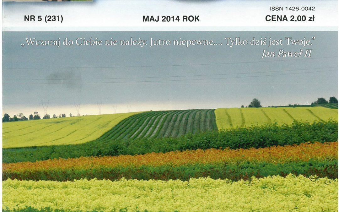 Echo Końskowoli nr 5/2014