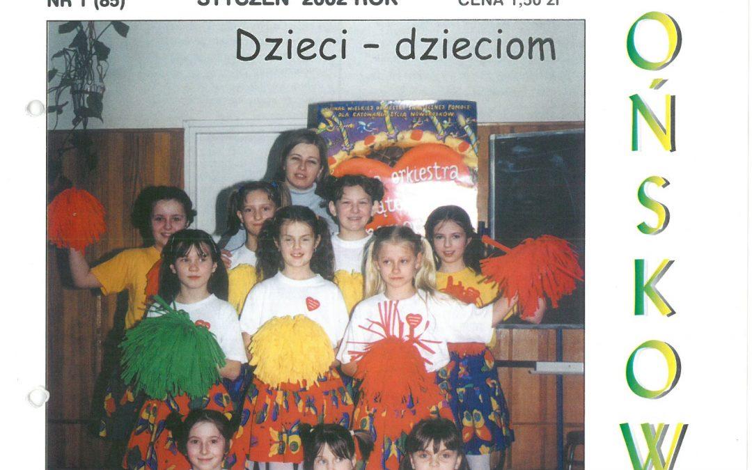 Echo Końskowoli nr 1/2002