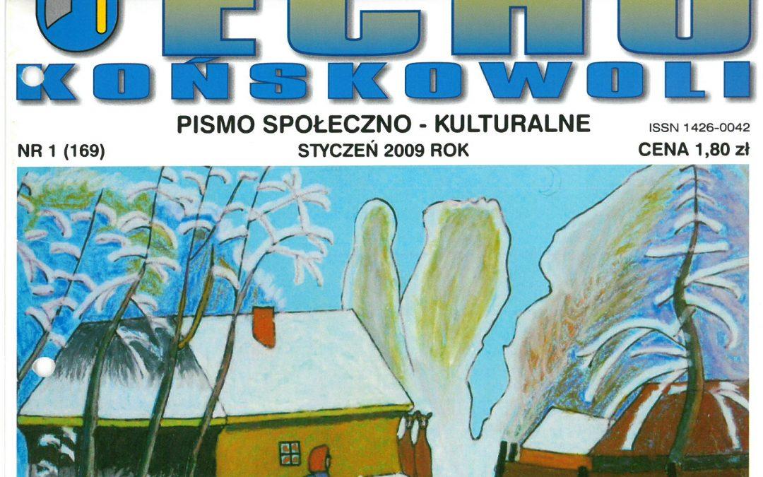 Echo Końskowoli nr 1/2009