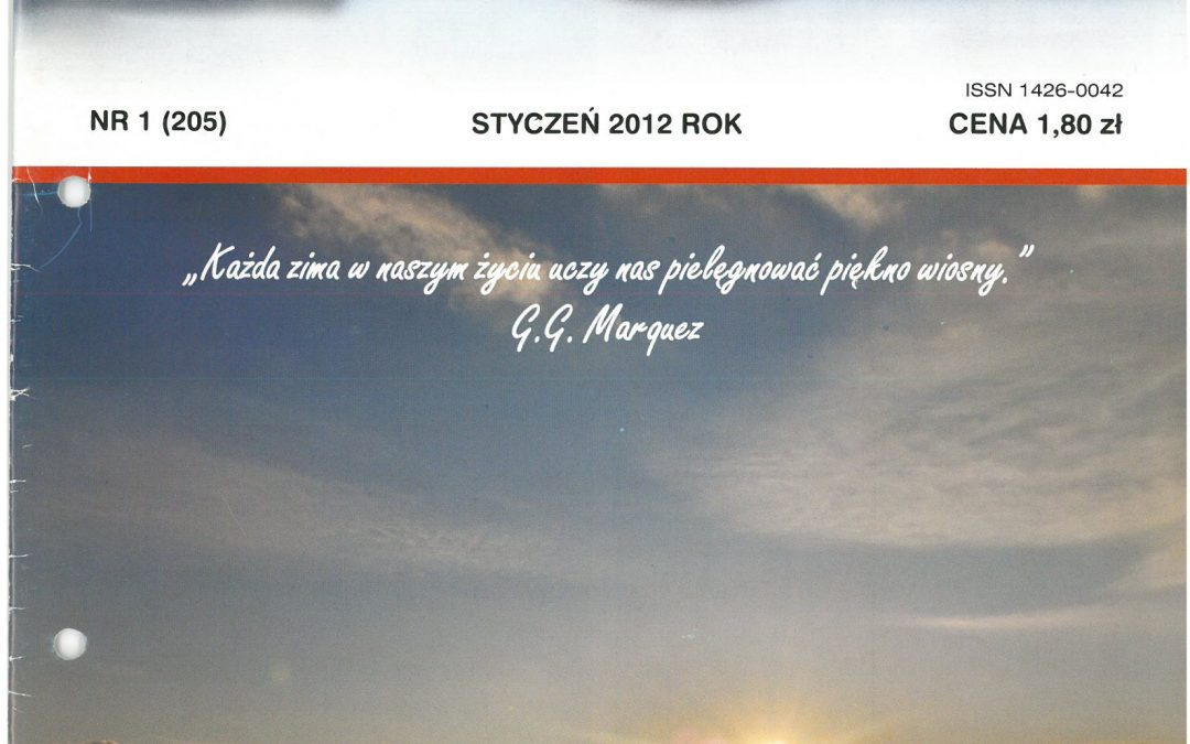 Echo Końskowoli nr 1/2012