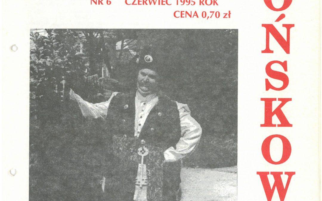 Echo Końskowoli nr 6/1995