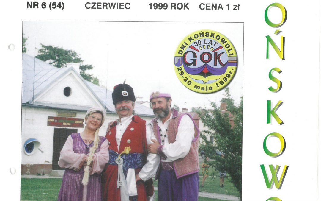 Echo Końskowoli nr 6/1999