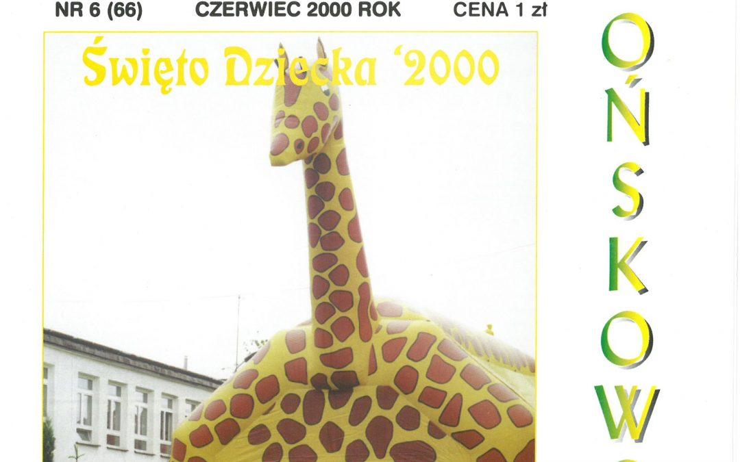 Echo Końskowoli nr 6/2000