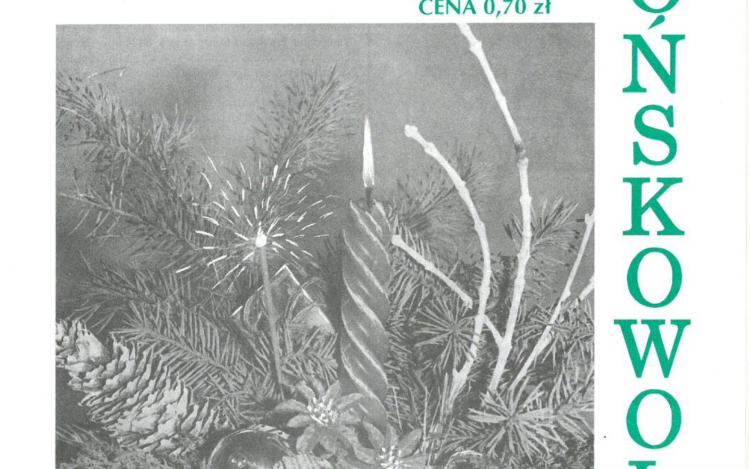 Echo Końskowoli nr 10/1995
