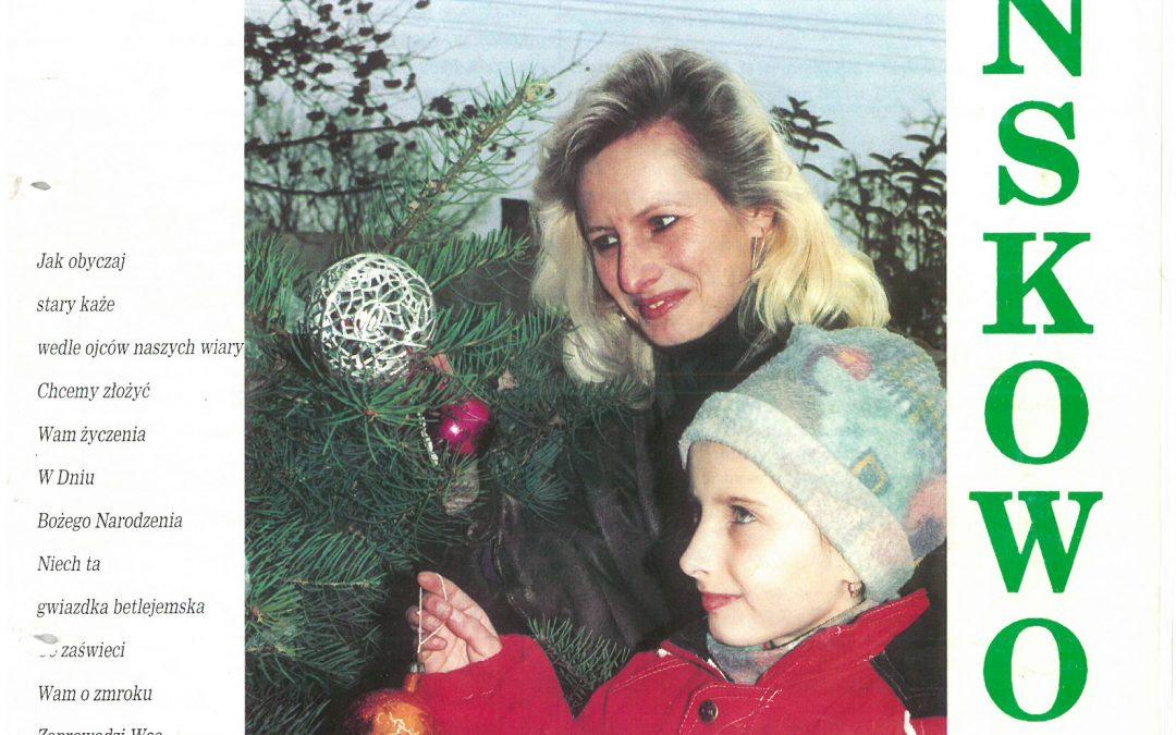 Echo Końskowoli nr 11/1996