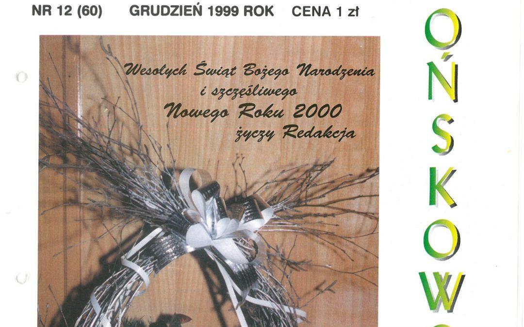 Echo Końskowoli nr 12/1999