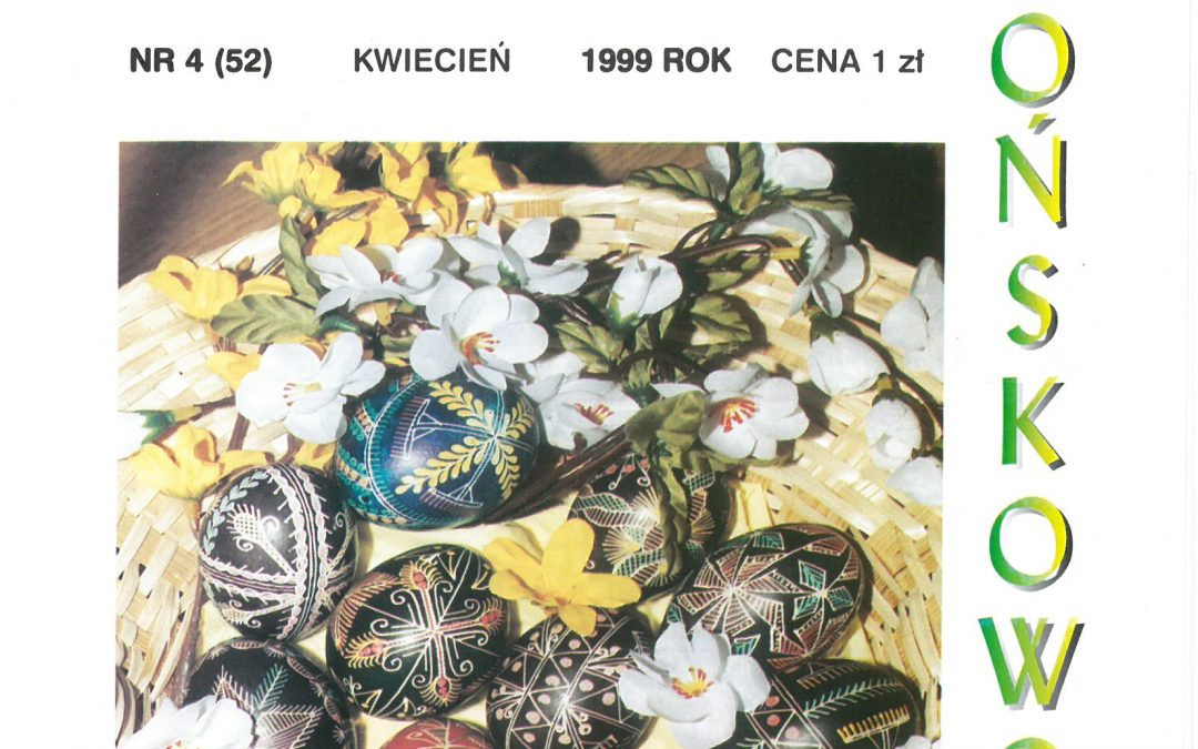 Echo Końskowoli nr 4/1999