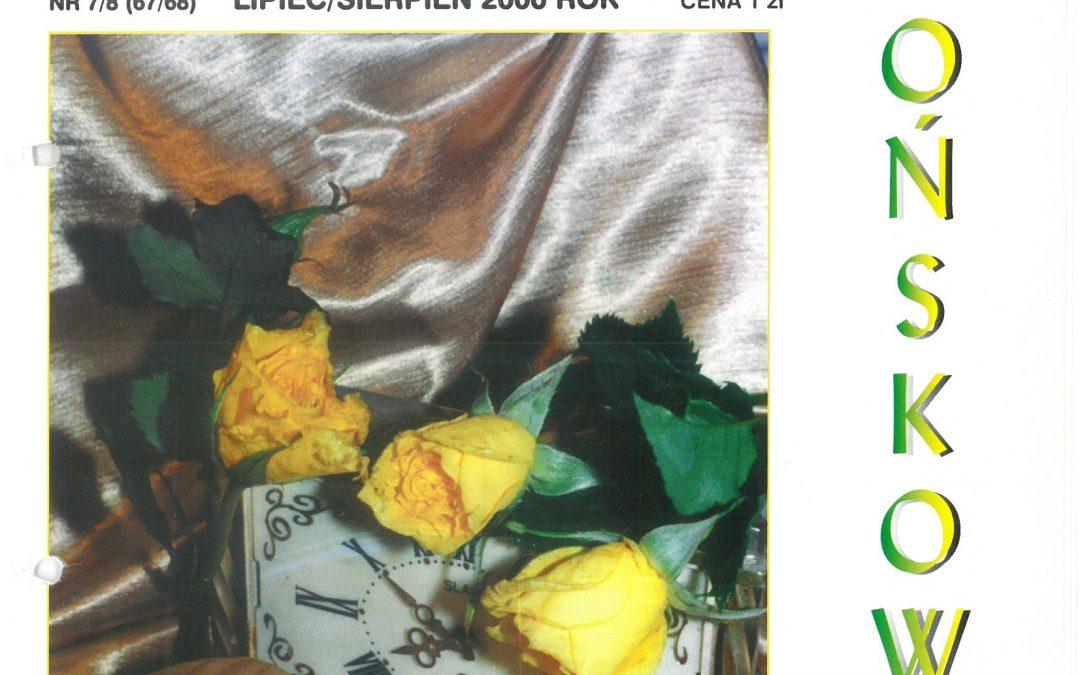 Echo Końskowoli nr 7-8/2000