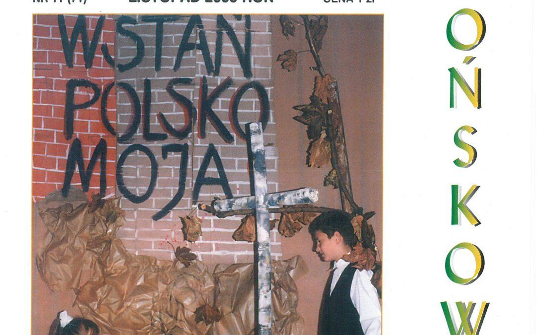 Echo Końskowoli nr 11/2000