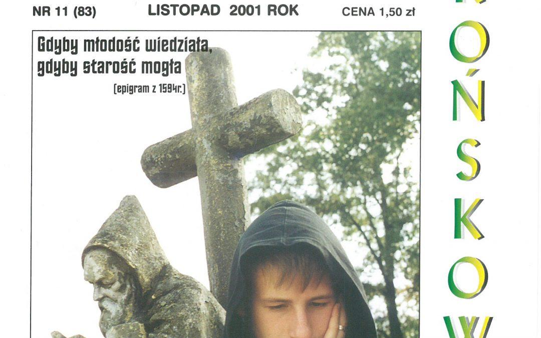 Echo Końskowoli nr 11/2001