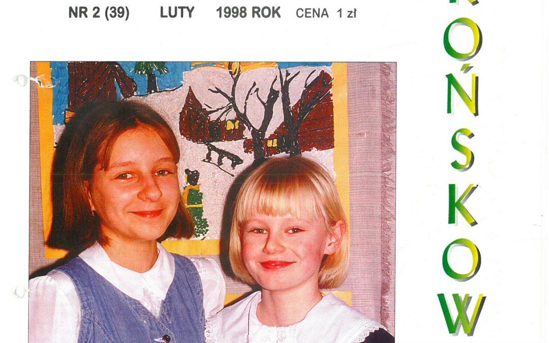 Echo Końskowoli nr 2/1998