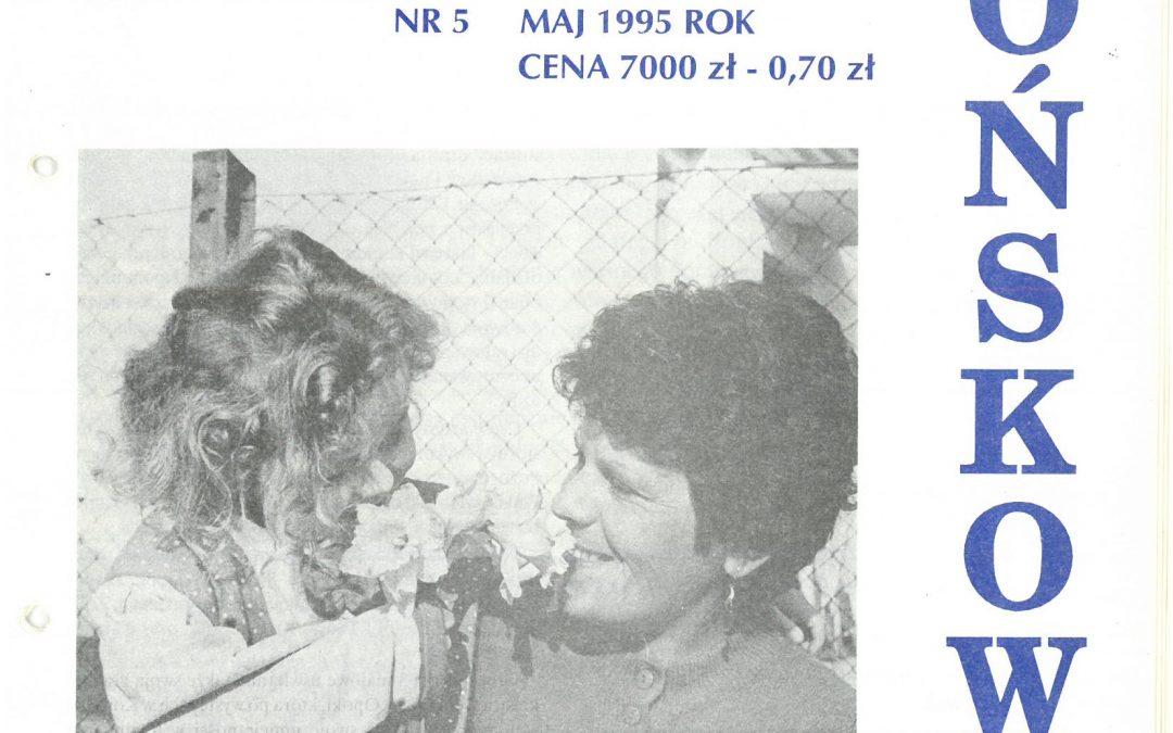 Echo Końskowoli nr 5/1995