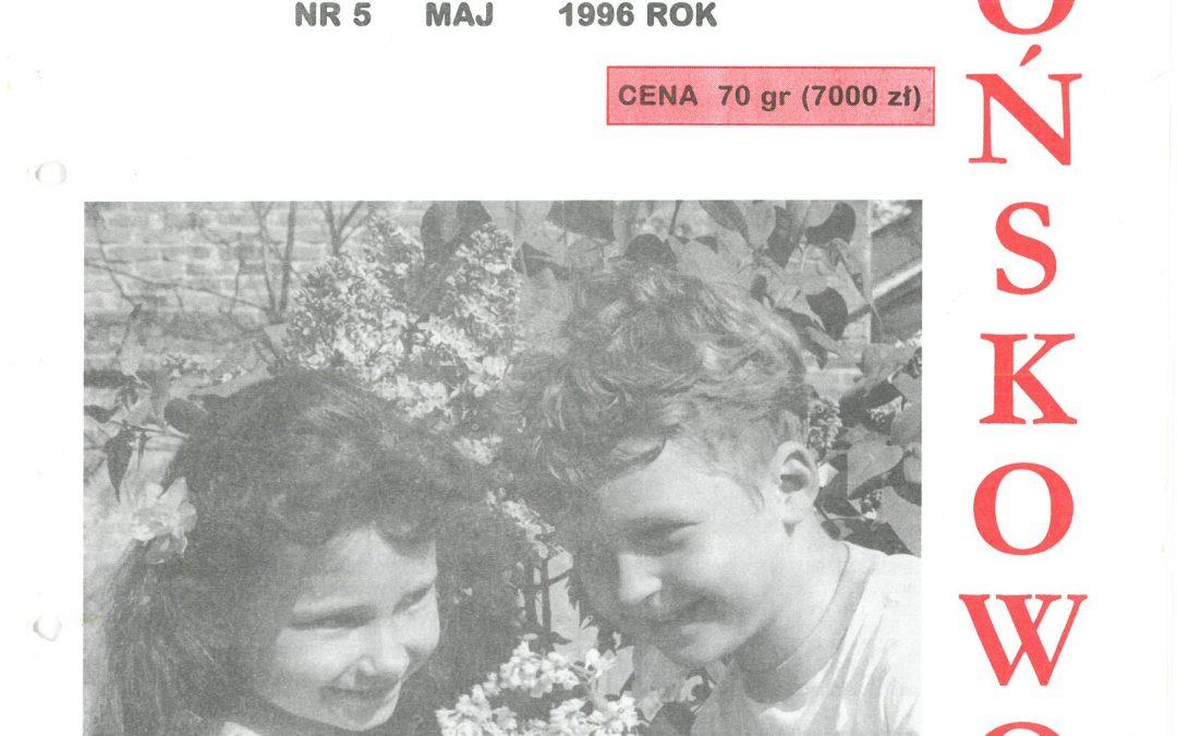 Echo Końskowoli nr 5/1996