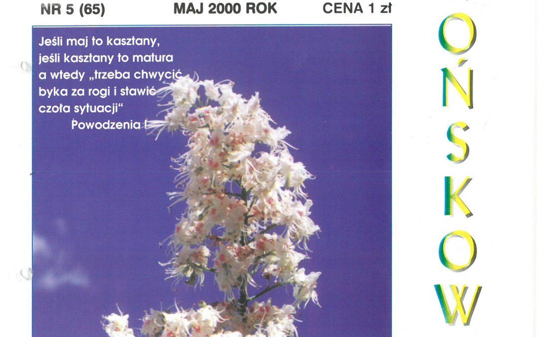 Echo Końskowoli nr 5/2000