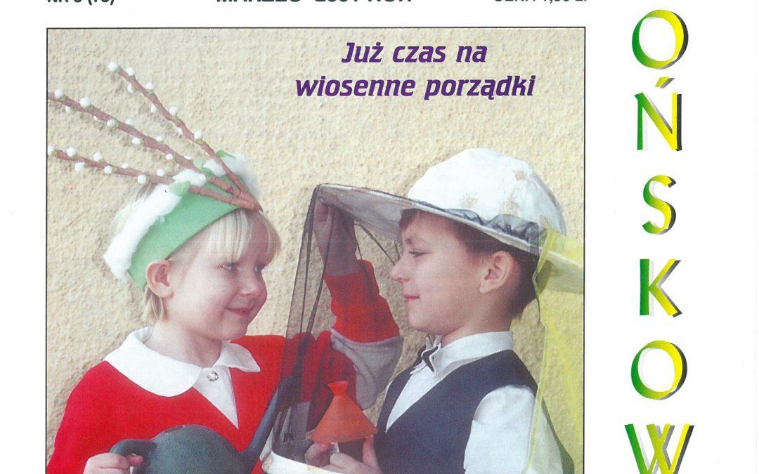 Echo Końskowoli nr 3/2001