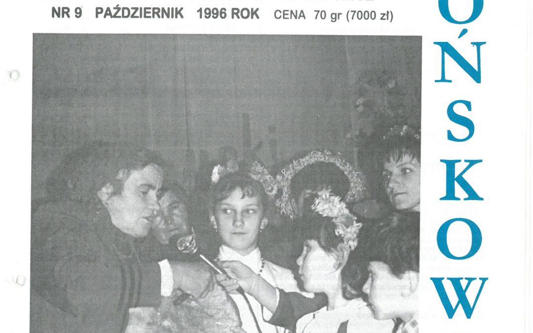 Echo Końskowoli nr 9/1996
