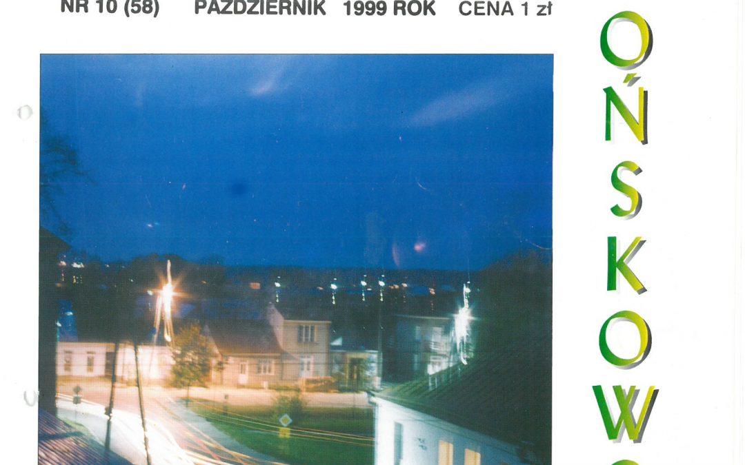 Echo Końskowoli nr 10/1999