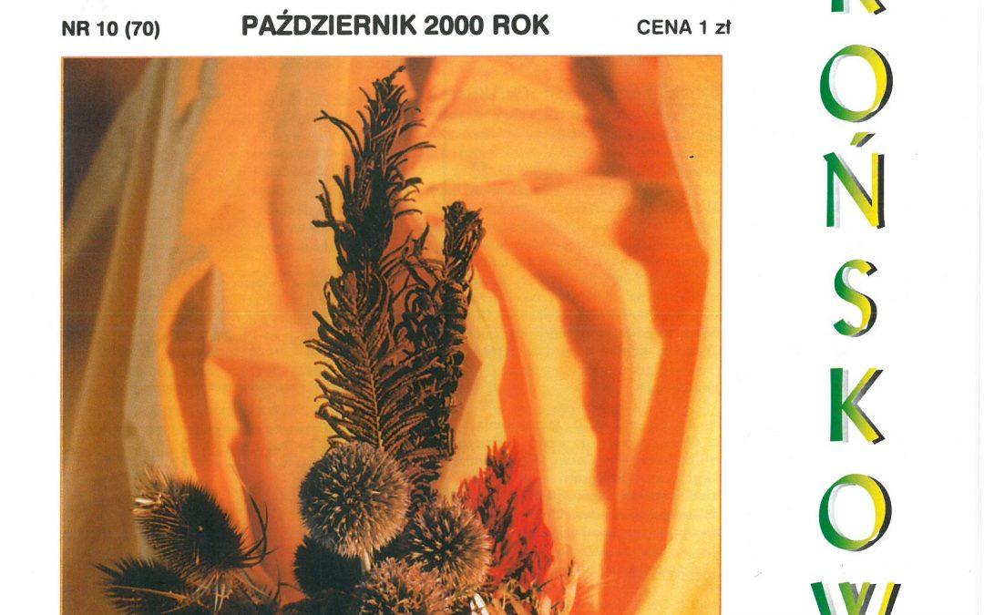 Echo Końskowoli nr 10/2000