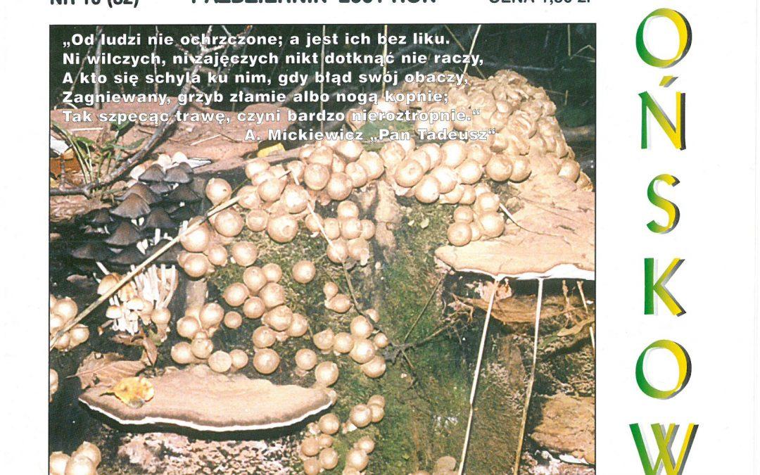 Echo Końskowoli nr 10/2001