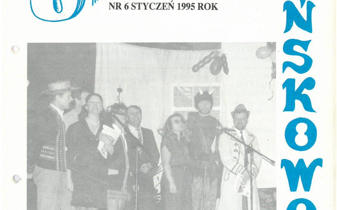 Echo Końskowoli nr 1 (6)/1995