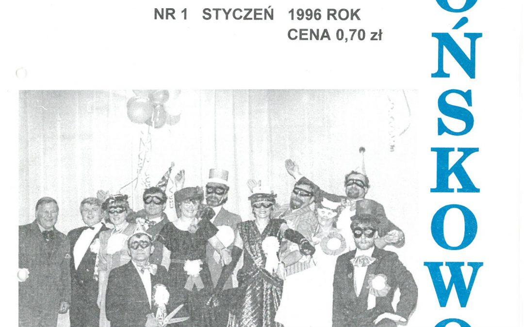 Echo Końskowoli nr 1/1996