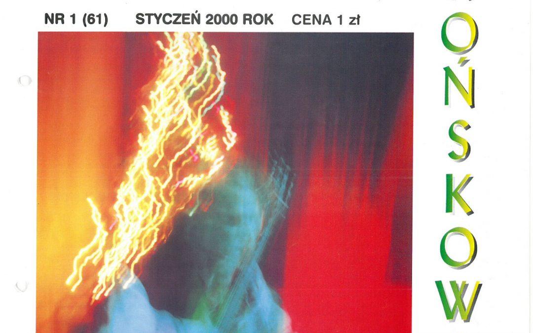 Echo Końskowoli nr 1/2000
