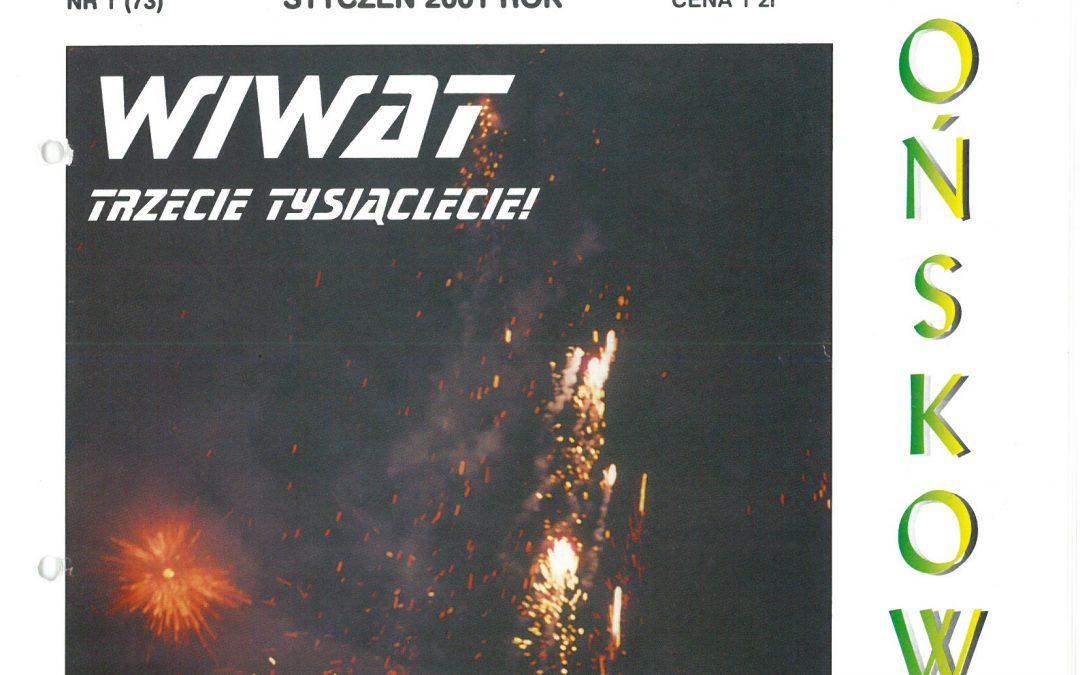 Echo Końskowoli nr 1/2001