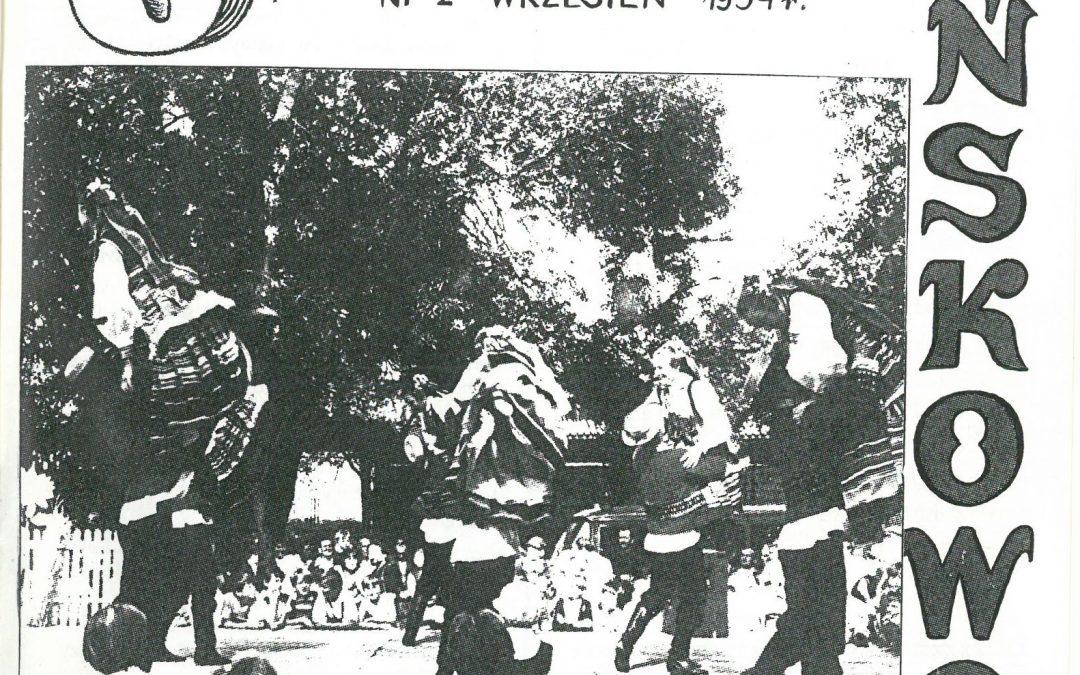 Echo Końskowoli nr 2/1994