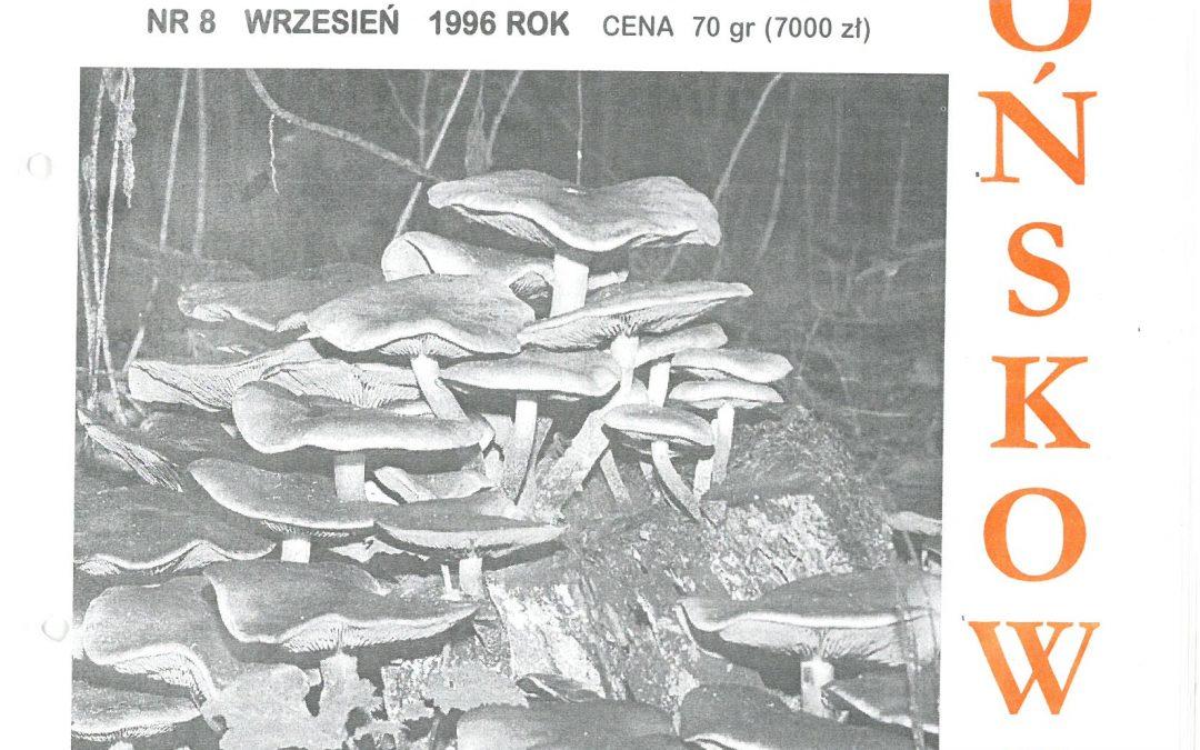 Echo Końskowoli nr 8/1996