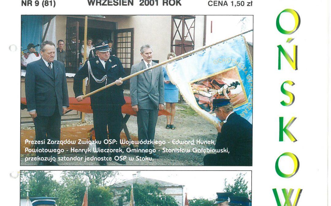 Echo Końskowoli nr 9/2001