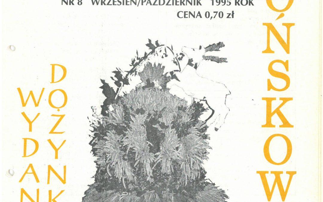 Echo Końskowoli nr 8/1995